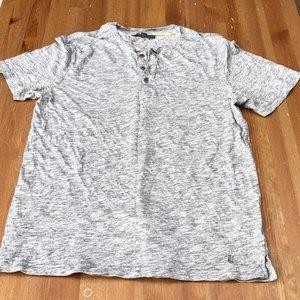 ike behar henley shirt